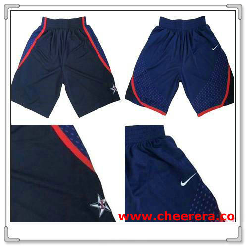 2016 Olympics Team USA Nike Navy Blue Swingman Basketball Men's Pants