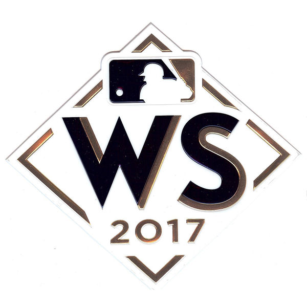 2017 MLB World Series Game Bound Patch