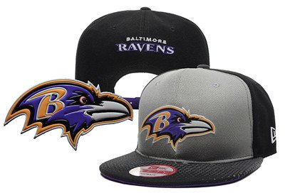 Baltimore Ravens Adjustable Snapback Hat YD160627152