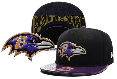 Baltimore Ravens Adjustable Snapback Hat YD160627153