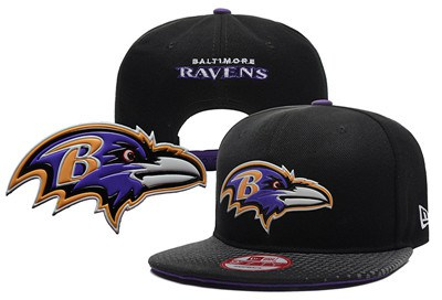 Baltimore Ravens Adjustable Snapback Hat YD160627154