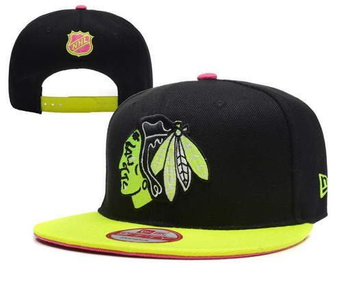 Chicago Blackhawks Snapbacks YD012