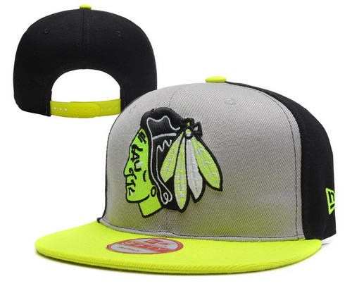Chicago Blackhawks Snapbacks YD014