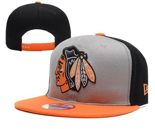 Chicago Blackhawks Snapbacks YD015