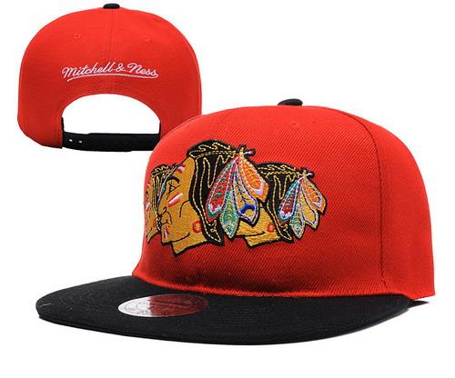 Chicago Blackhawks Snapbacks YD020