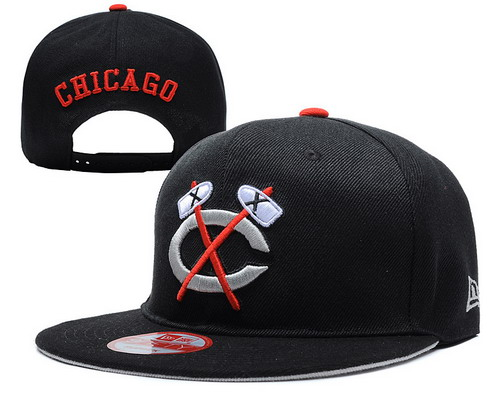 Chicago Blackhawks Snapbacks YD021