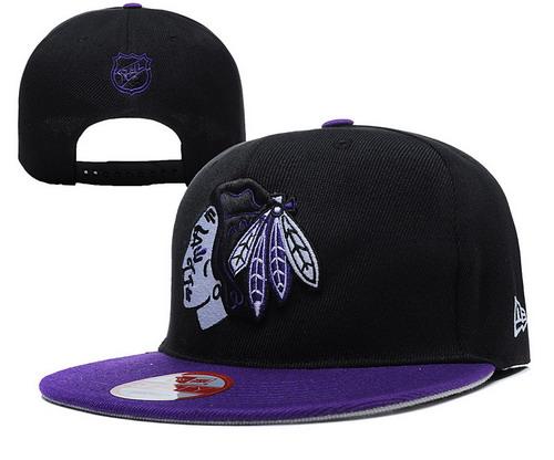 Chicago Blackhawks Snapbacks YD023