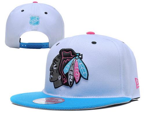 Chicago Blackhawks Snapbacks YD024