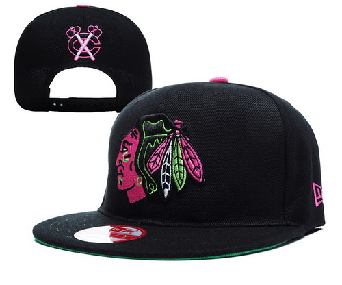 Chicago Blackhawks Snapbacks YD025