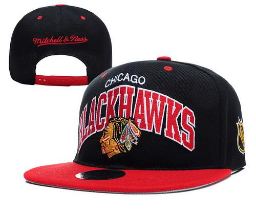 Chicago Blackhawks Snapbacks YD027