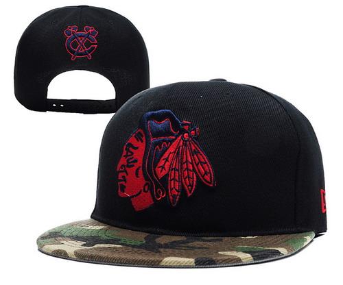 Chicago Blackhawks Snapbacks YD028