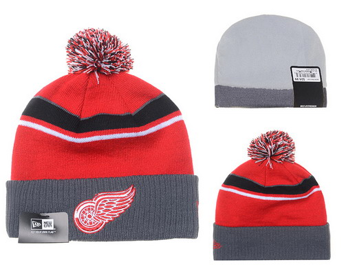 Detroit Red Wings Beanies Hats YD003