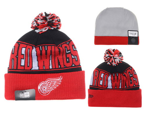 Detroit Red Wings Beanies Hats YD004