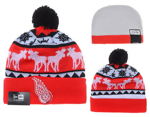 Detroit Red Wings Beanies Hats YD005