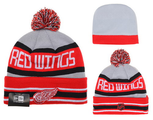 Detroit Red Wings Beanies Hats YD006