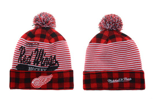 Detroit Red Wings Beanies Hats YD007