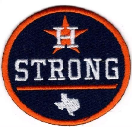 Houston Astros Strong Patch