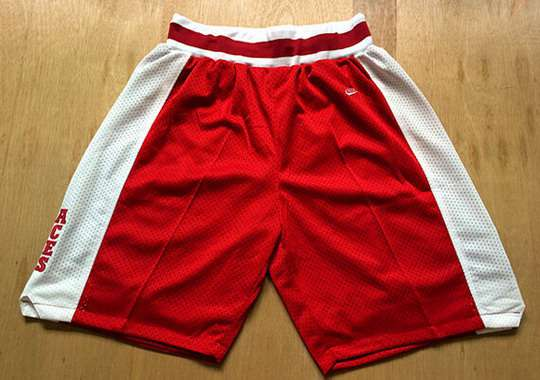 Lower Merion High School Red Short Men's Jersey