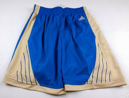 Men's Golden State Warriors 2015-16 New Blue Short