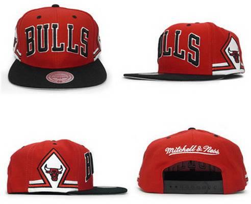 NBA Chicago Bulls Adjustable Snapback Cap SJ38989