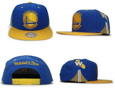 NBA Golden State Warriors Adjustable Snapback Cap SJ40263