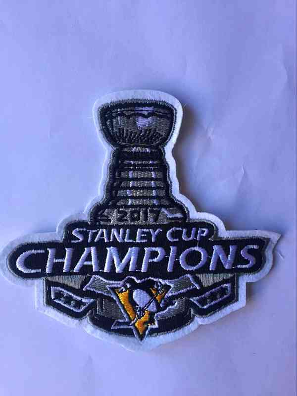 Pittsburgh Penguins 2017 Stanley Cup Champions Patch