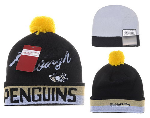 Pittsburgh Penguins Beanies Hats YD001